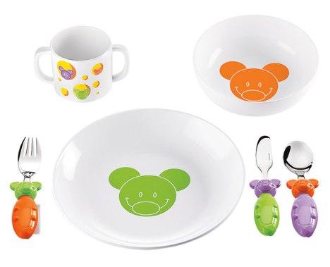 Guzzini-Bimbi-Kids-Dinner-Set