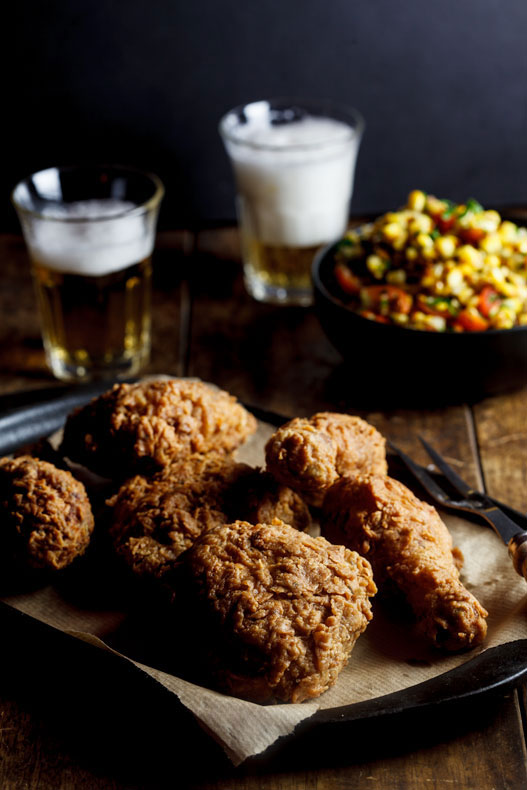 The ultimate fried chicken