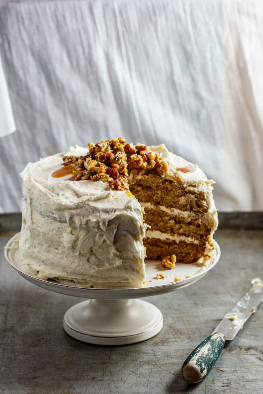 Martha stewart sweet potato cake recipe