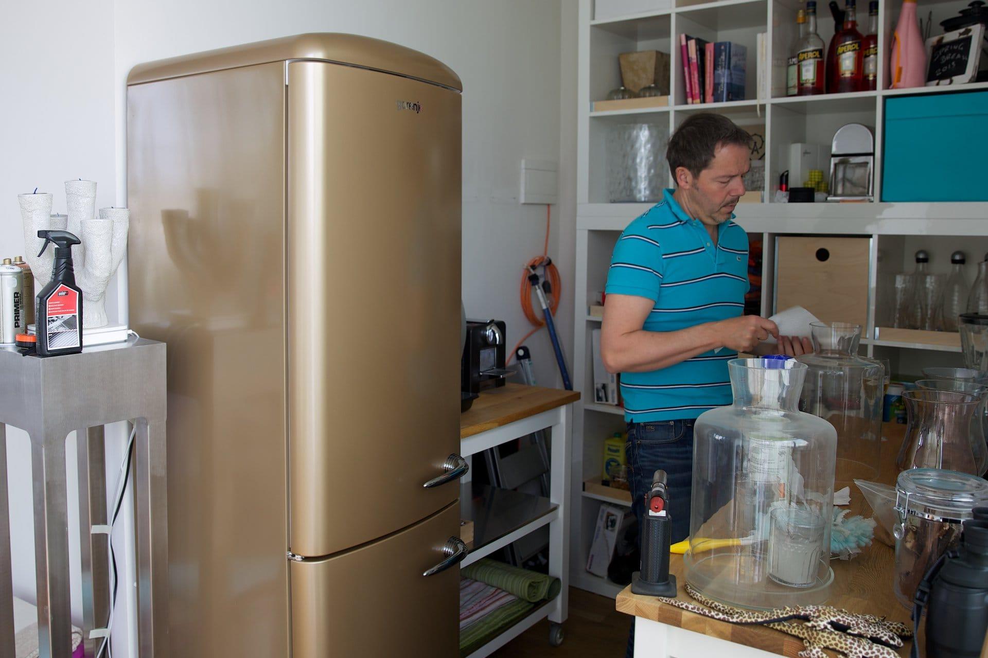Technischer Aufbau Kühlschrank : ᐅ abluftöffnung für den absorber kühlschrank in der lexanscheibe