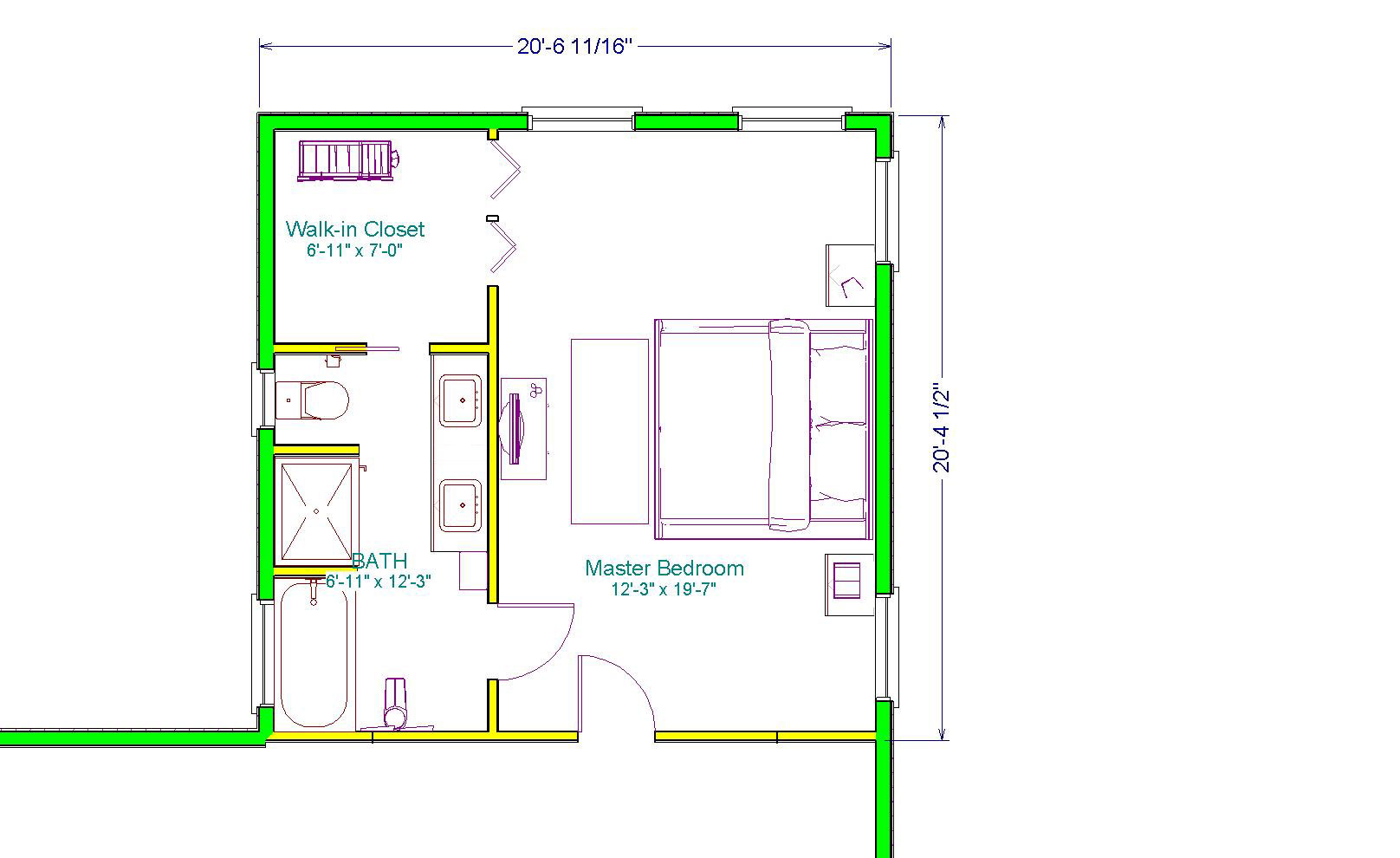 Master Bedroom Layout Ideas Plans The Executive Master Suite 400sq Ft Extensions Simply