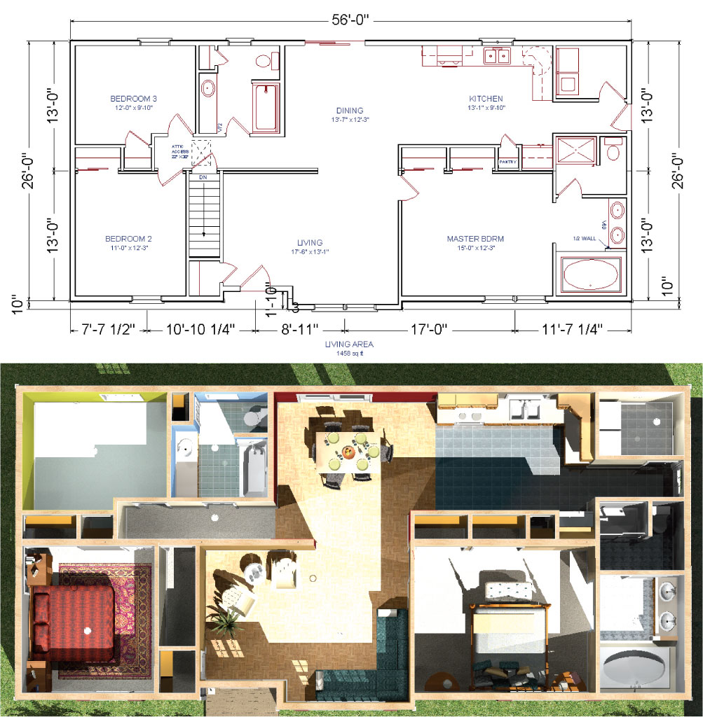 ranch style house floor plans ranch home plan design blueprints country blueprints houses frame cabin plans body cabin plans