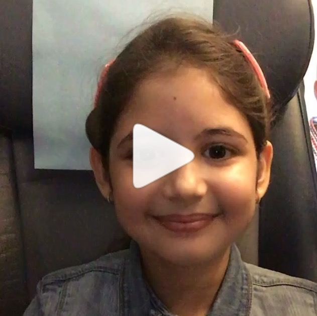 Baby Girl Word Wallpaper This Video Of Harshali Malhotra Is Adorably Funny