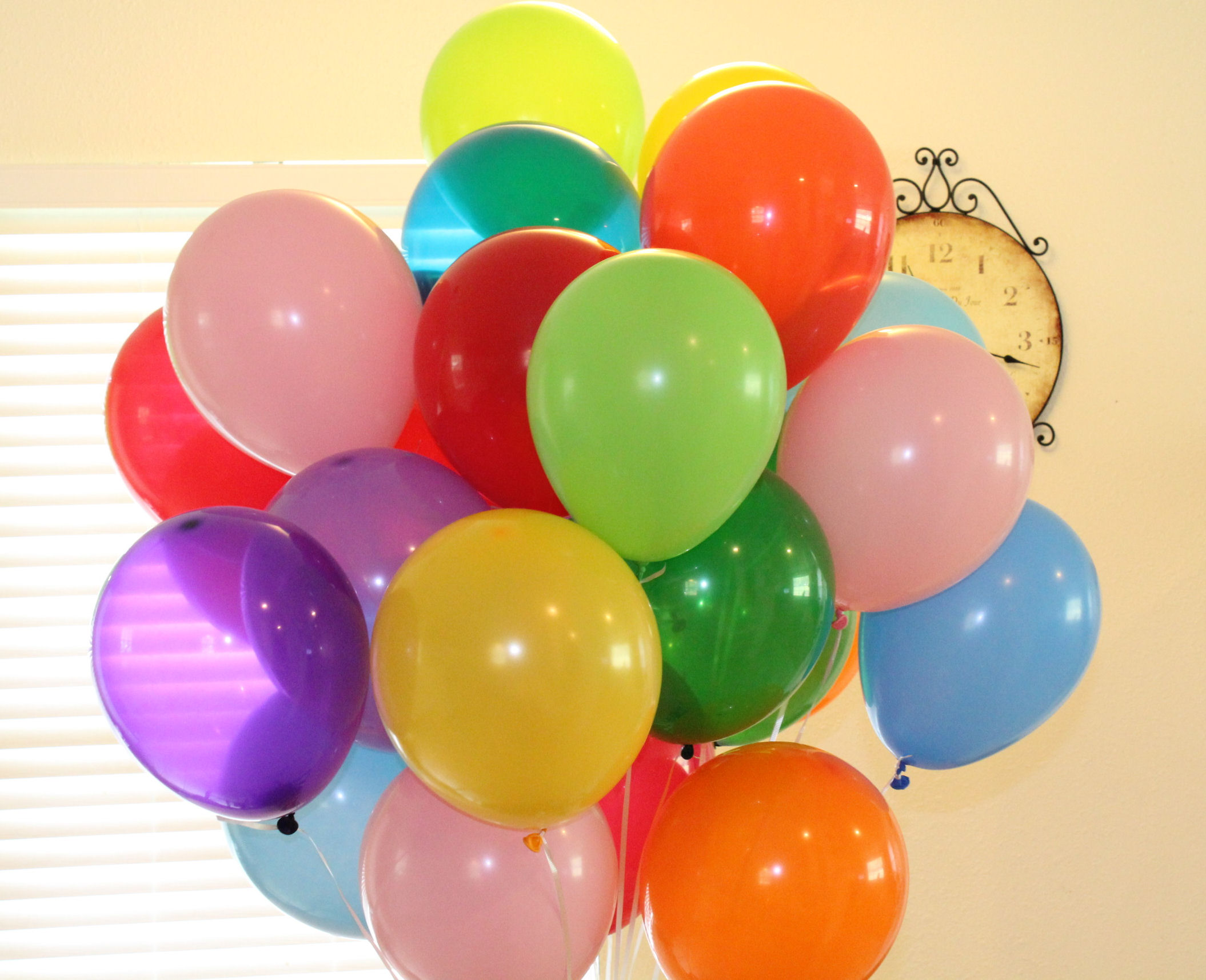 Ballons Birthdays And Balloons 43 Giveaway Closed Simply Being