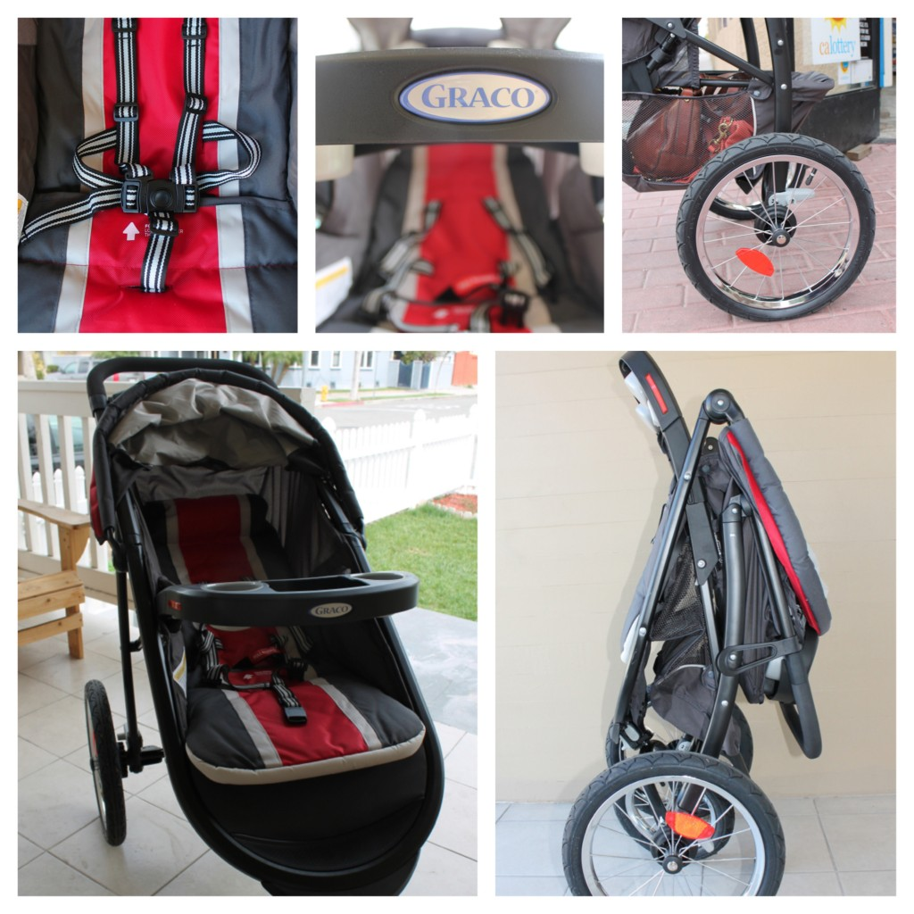 Jogging Stroller How To Use Graco Fastaction Fold Jogger Stroller Review Simply Being