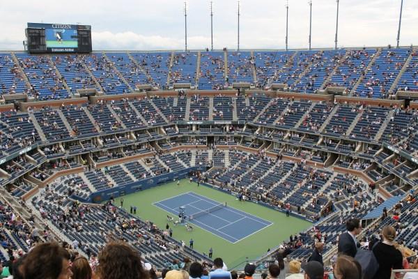 US Open Finals 2014