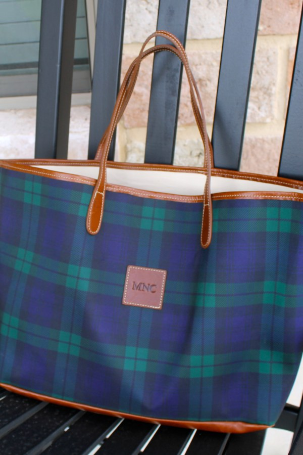 Barrington Tote