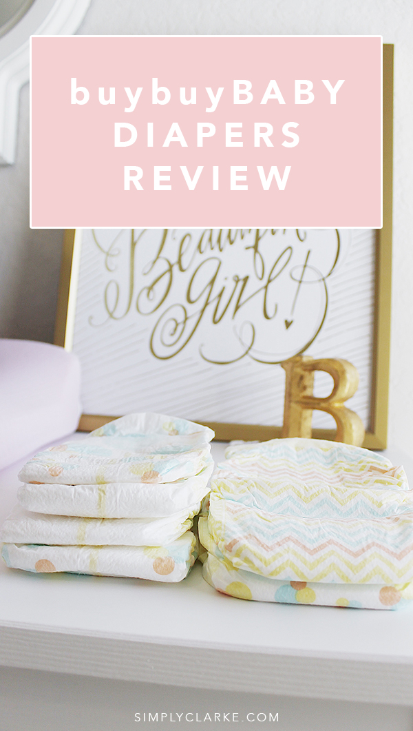 buybuy BABY Diapers Review + Diaper Offer - Simply Clarke - buy buy baby job application