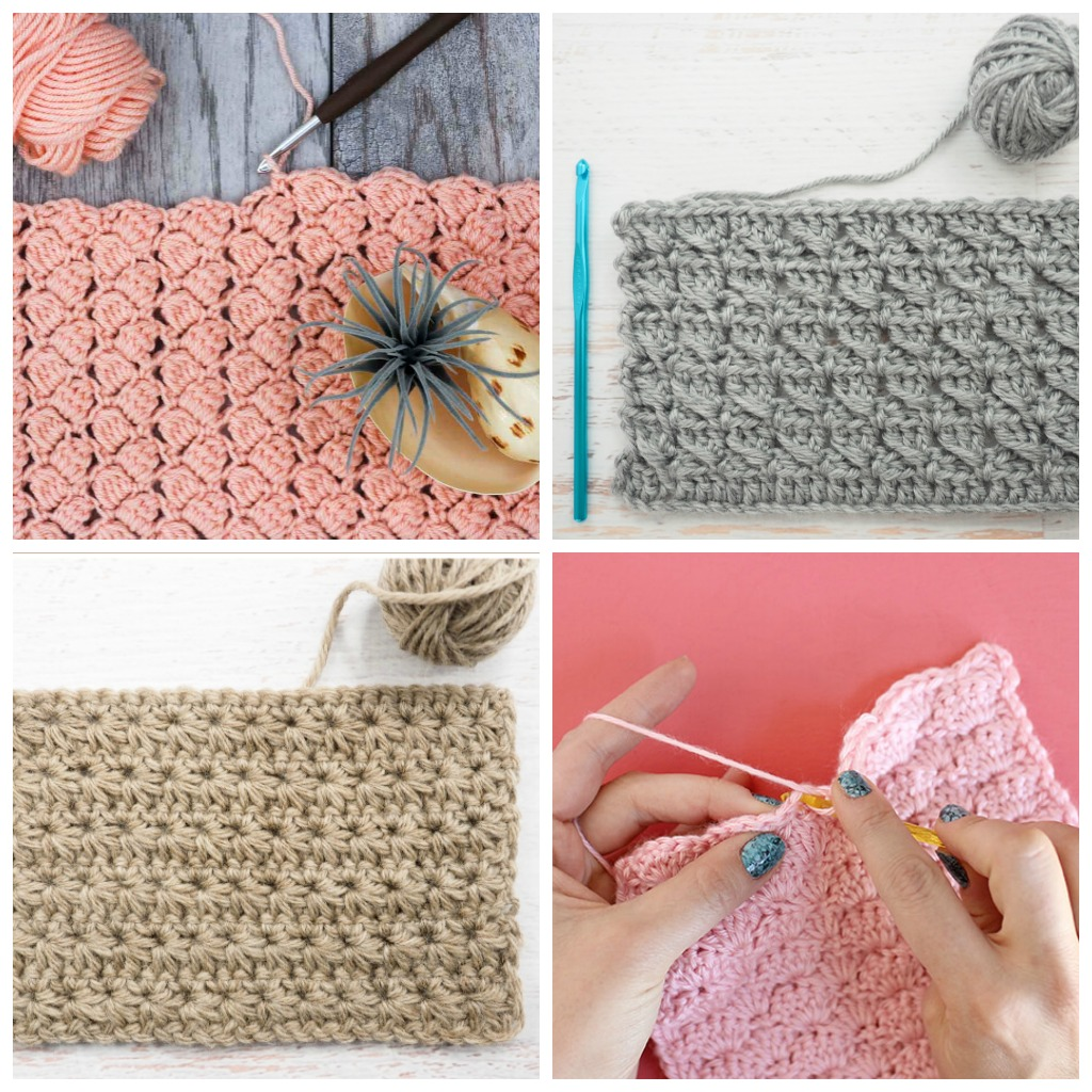 Crocheted Baby Blankets 14 Easy Crochet Stitches Perfect For Baby Blankets Simply