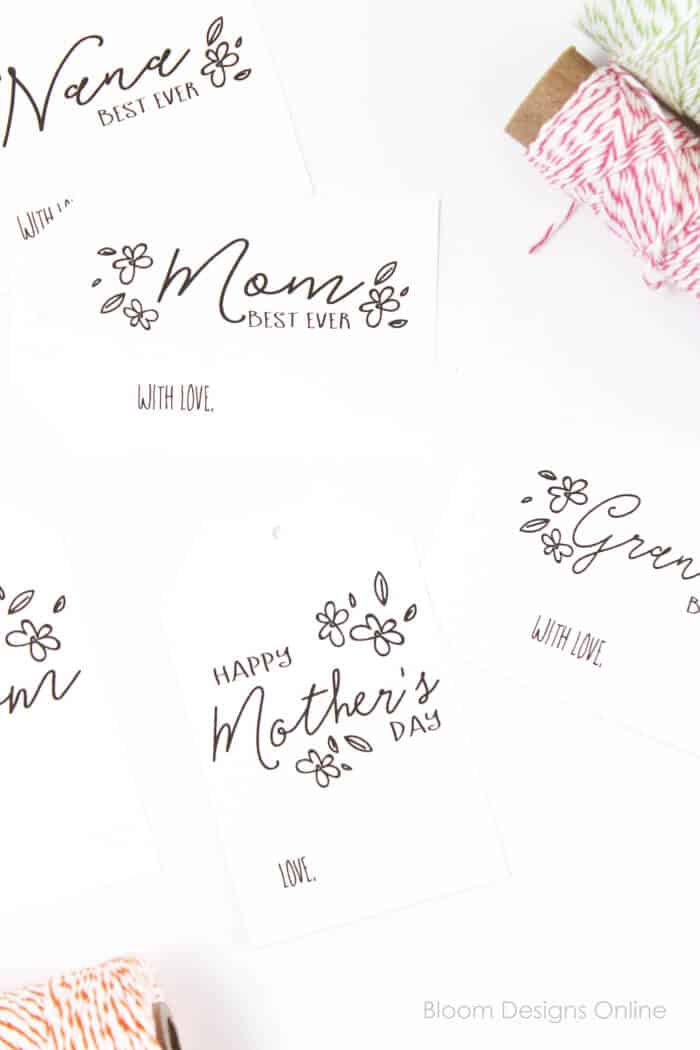 DIY Mother\u0027s Day Gifts - online printable mothers day cards