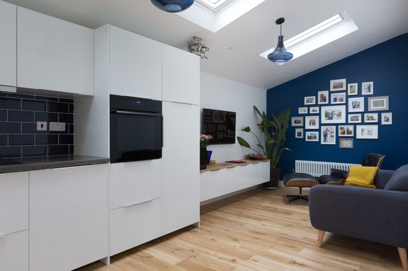 Kitchen Extensions With Velux Windows House Extensions South London Specialist Home Extension Builders