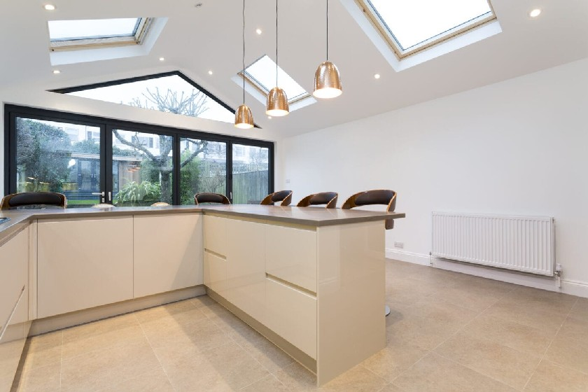 Glass Roof Extension How To Maximise Natural Light Within Your Home Extension Simply