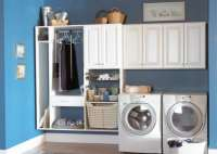 14 Basement Laundry Room ideas for Small Space (Makeovers)