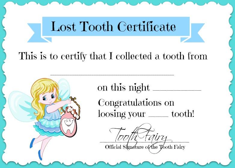Tooth Fairy Pillow  Free Printable - Simply Gloria