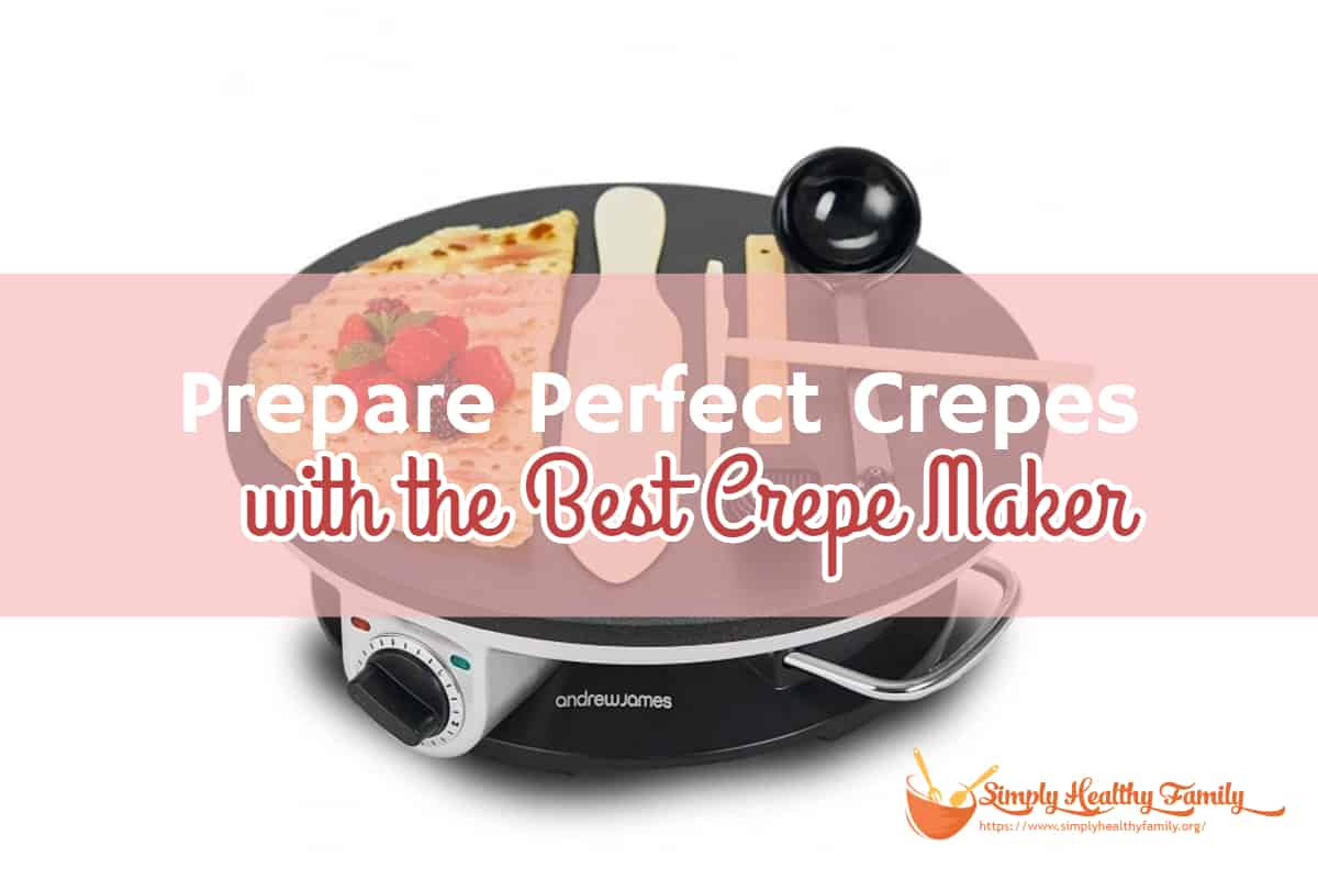 Amazon Cucinapro Prepare Perfect Crepes With The Best Crepe Maker