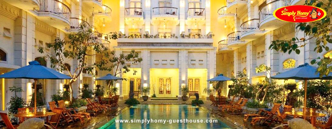 Daftar Hotel di Jogja dengan desain Unik dan trendi
