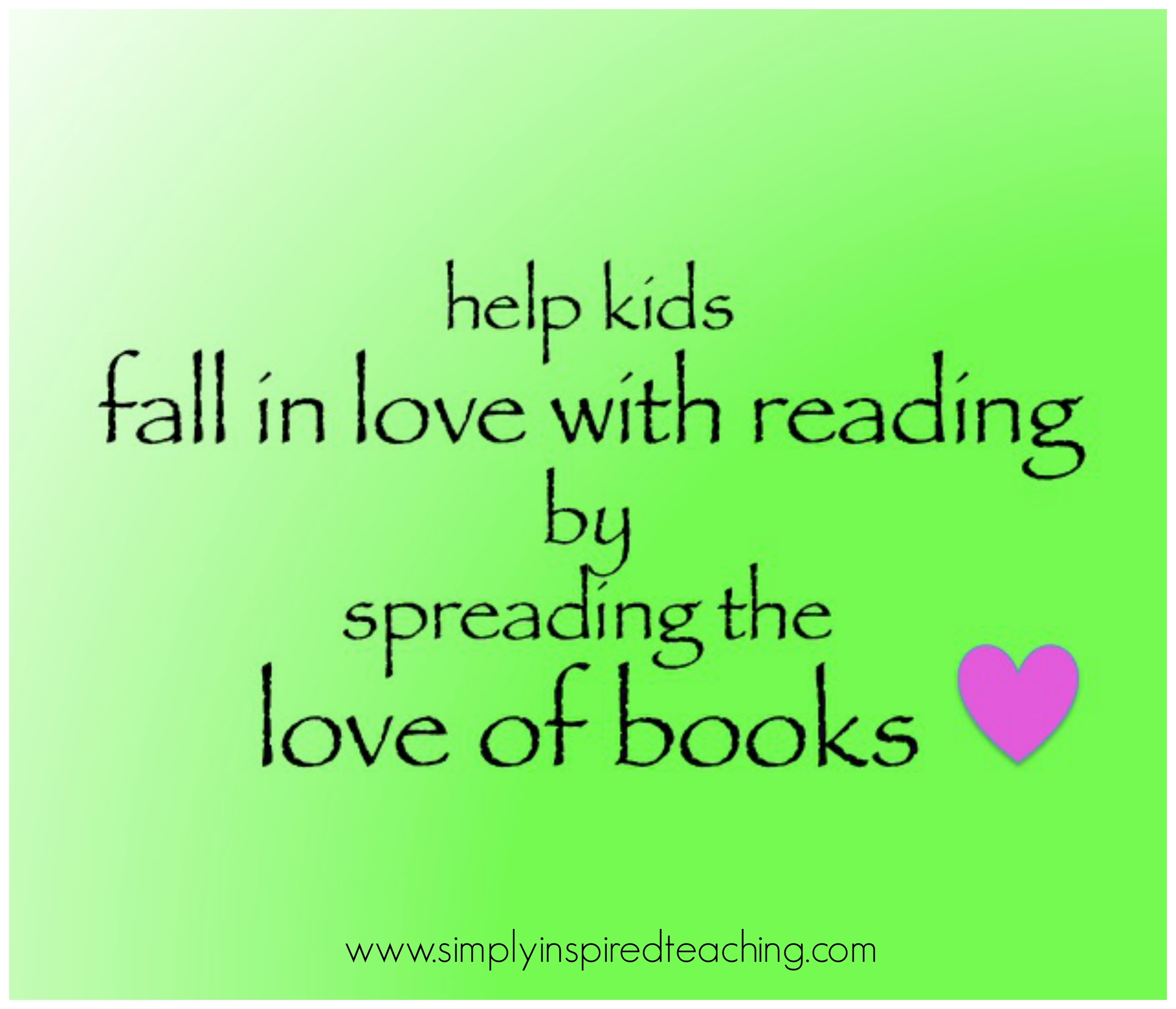 Falling In Love Kids Fall In Love With Reading By Falling In Love With Books