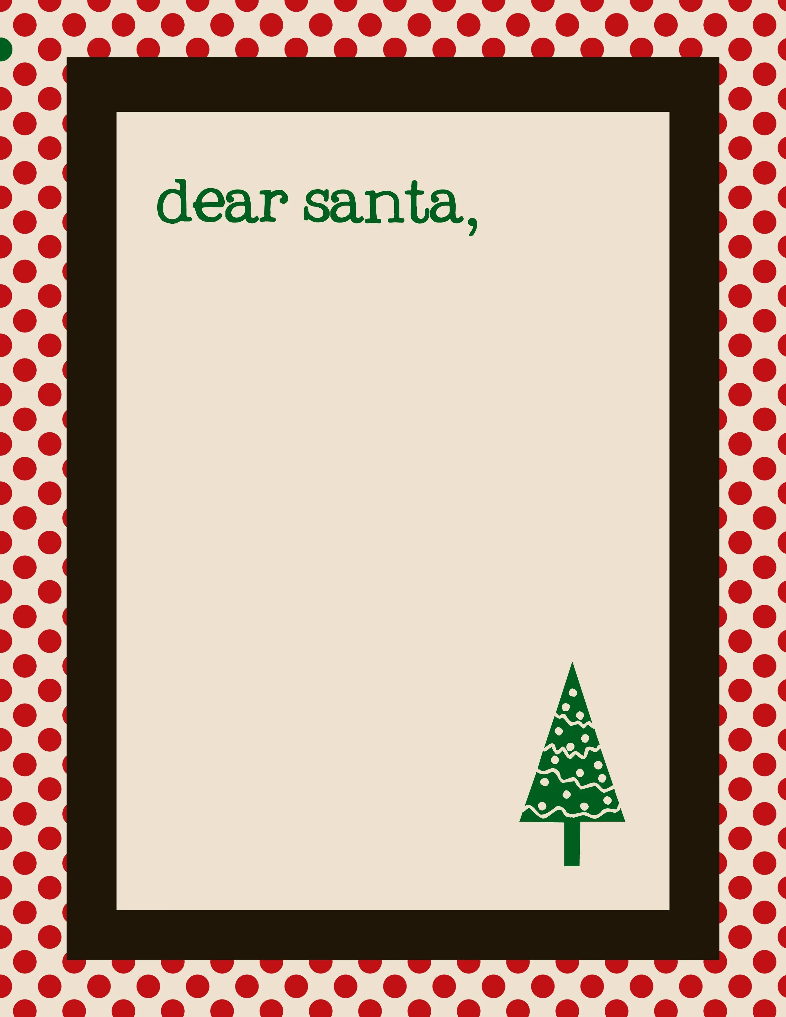 99 printable letter from santa word doc with printable letter template from santa letter templatescom letter to santa word document sample christmas card greetings free pronofoot35fo Images