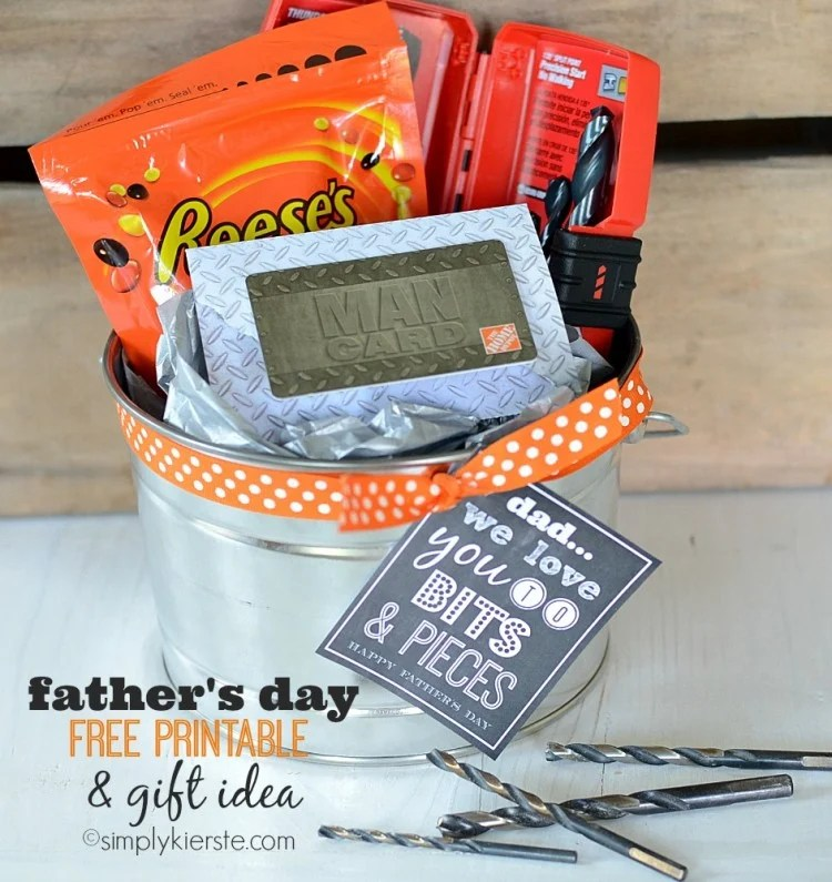 Fatheru0027s Day with The Home Depot FREE PRINTABLE - home depot gift ideas