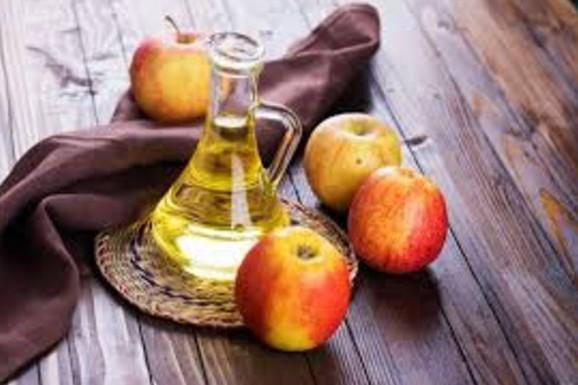 apple cider vinegar for dandruff