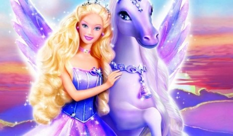 lovely barbie doll pics with horse
