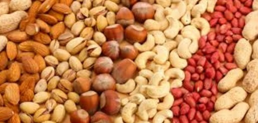 Nuts For Body Building