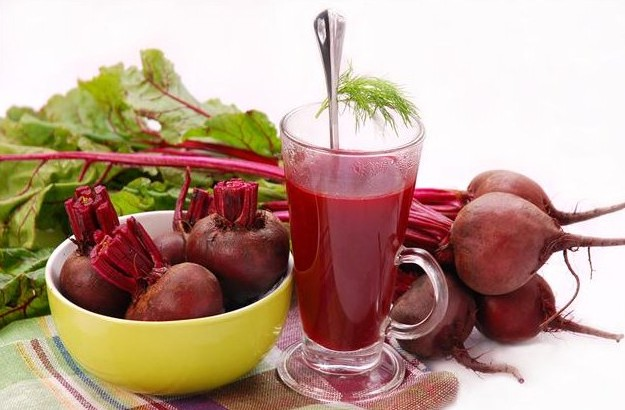 beetroot to prevent hair loss
