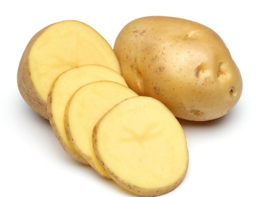 potato to stop hair loss