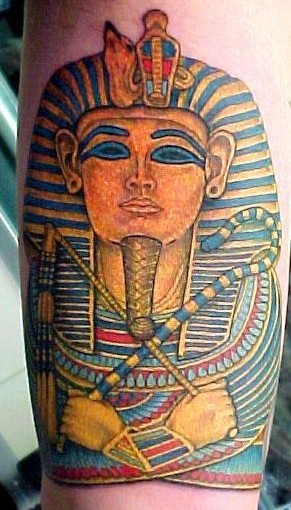 egyptian dog tattoo - photo #22