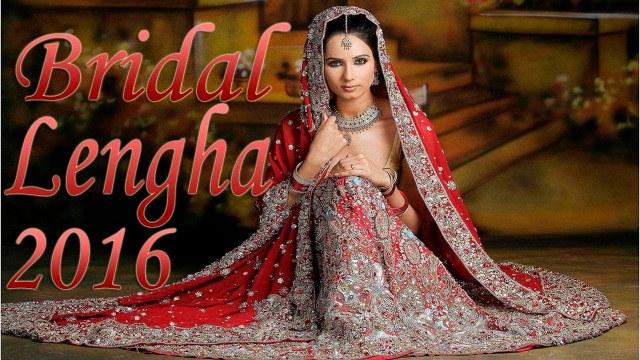 best designer bridal lehenga