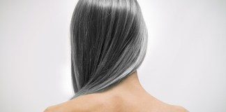 how to turn white hairs into black hairs