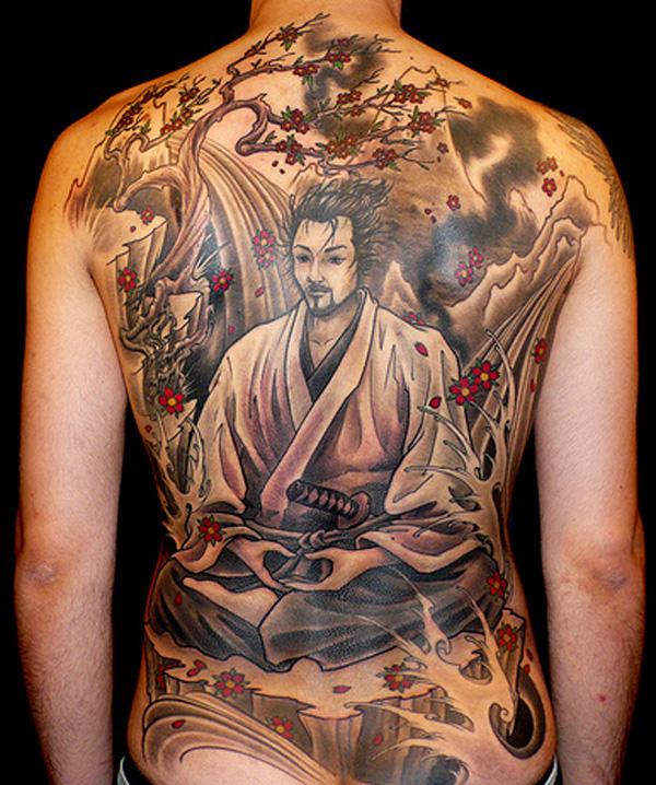 50 Samurai Tattoo Designs For Men: 50 Best Traditional Samurai Tattoo Designs & Their Meaning