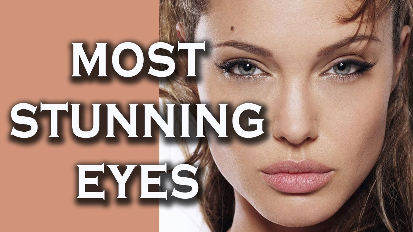 Most beautiful eyes in the world 2014