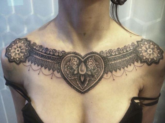 necklace maori tattoo design