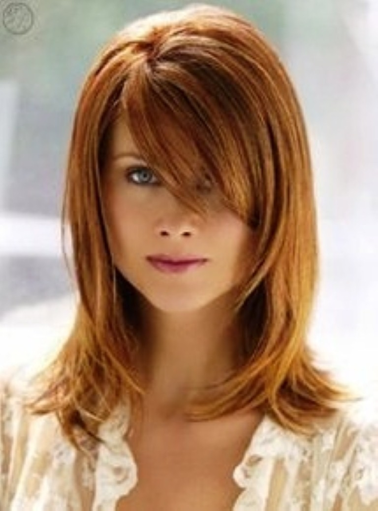 20+Fabulous Hairstyles For Medium And Shoulder length Hair
