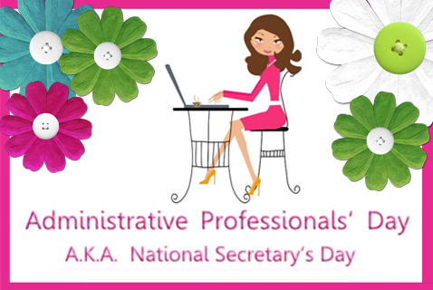 Administrative Professionals\u0027 Day \u2013 Simply Marcella