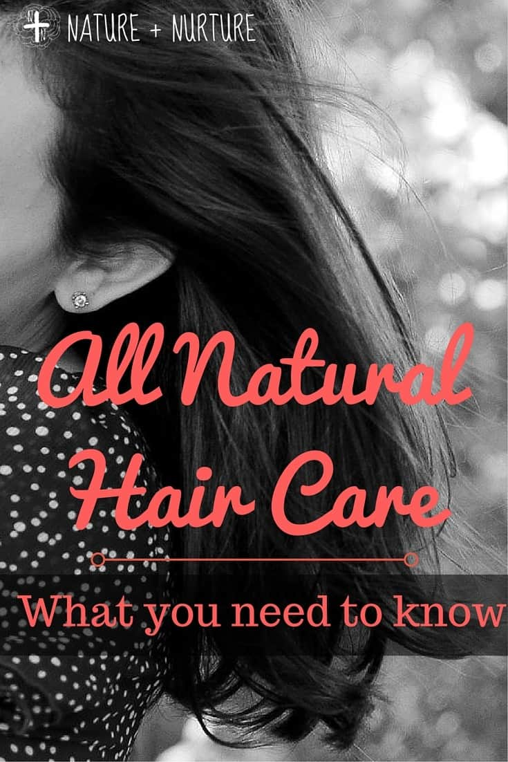 What You Need to Know About Natural Hair Care