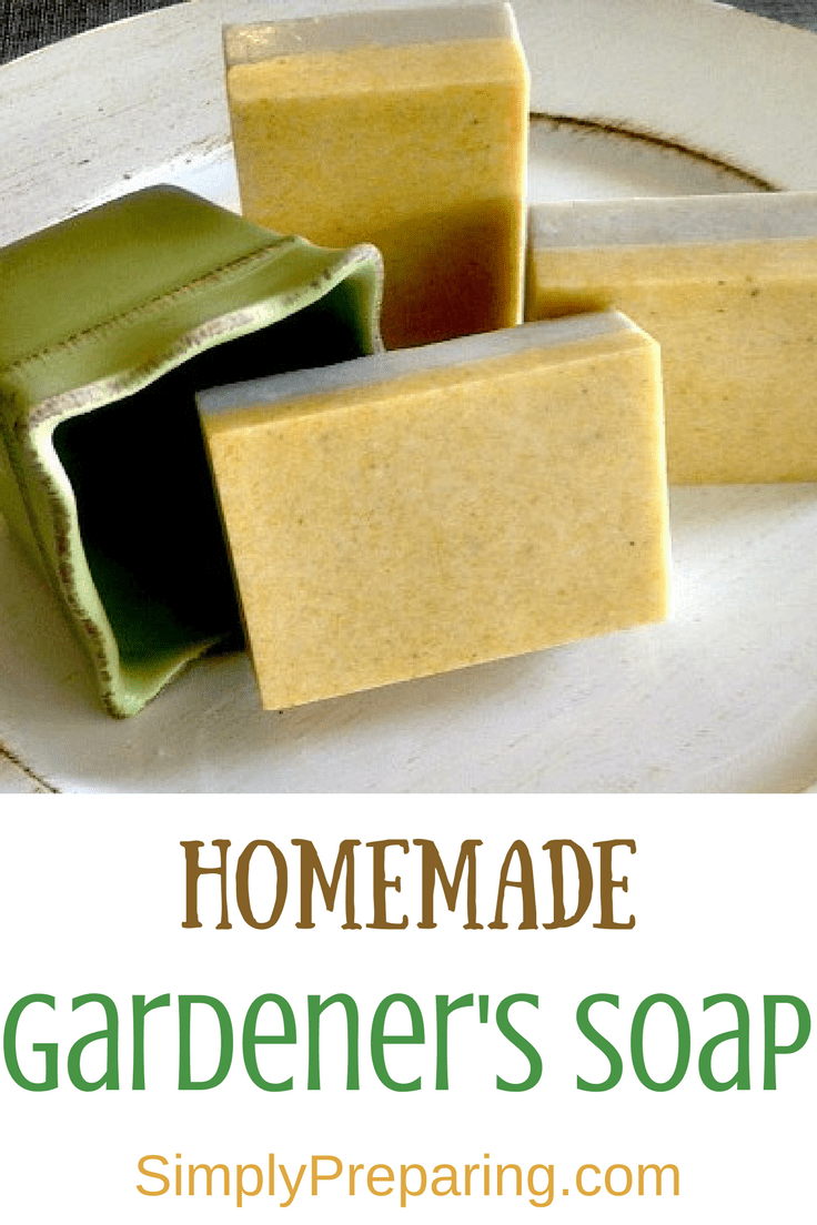 Diy Soap Essential Oils Homemade Diy Gardener S Soap With Essential Oils Simply Preparing