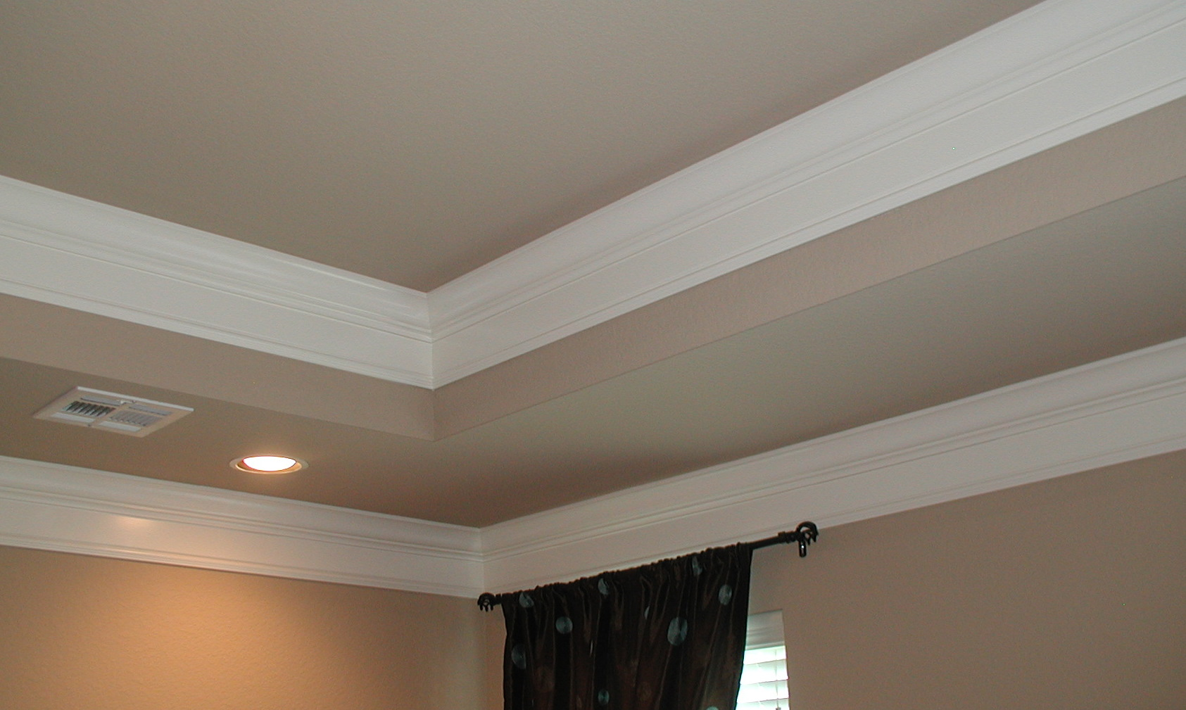 Bedroom Ceiling Moulding Crown Molding Front Porch Cozy