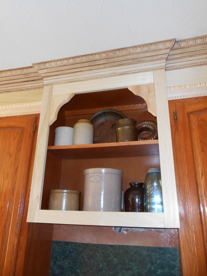 Crown Molding Shelf Woodworking Plan Pdf Woodworking