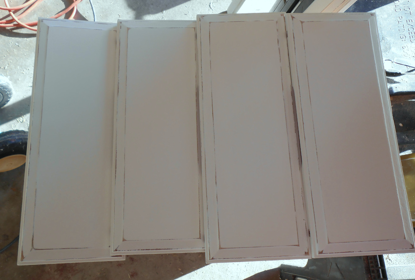 5 distressed kitchen cabinets Tip