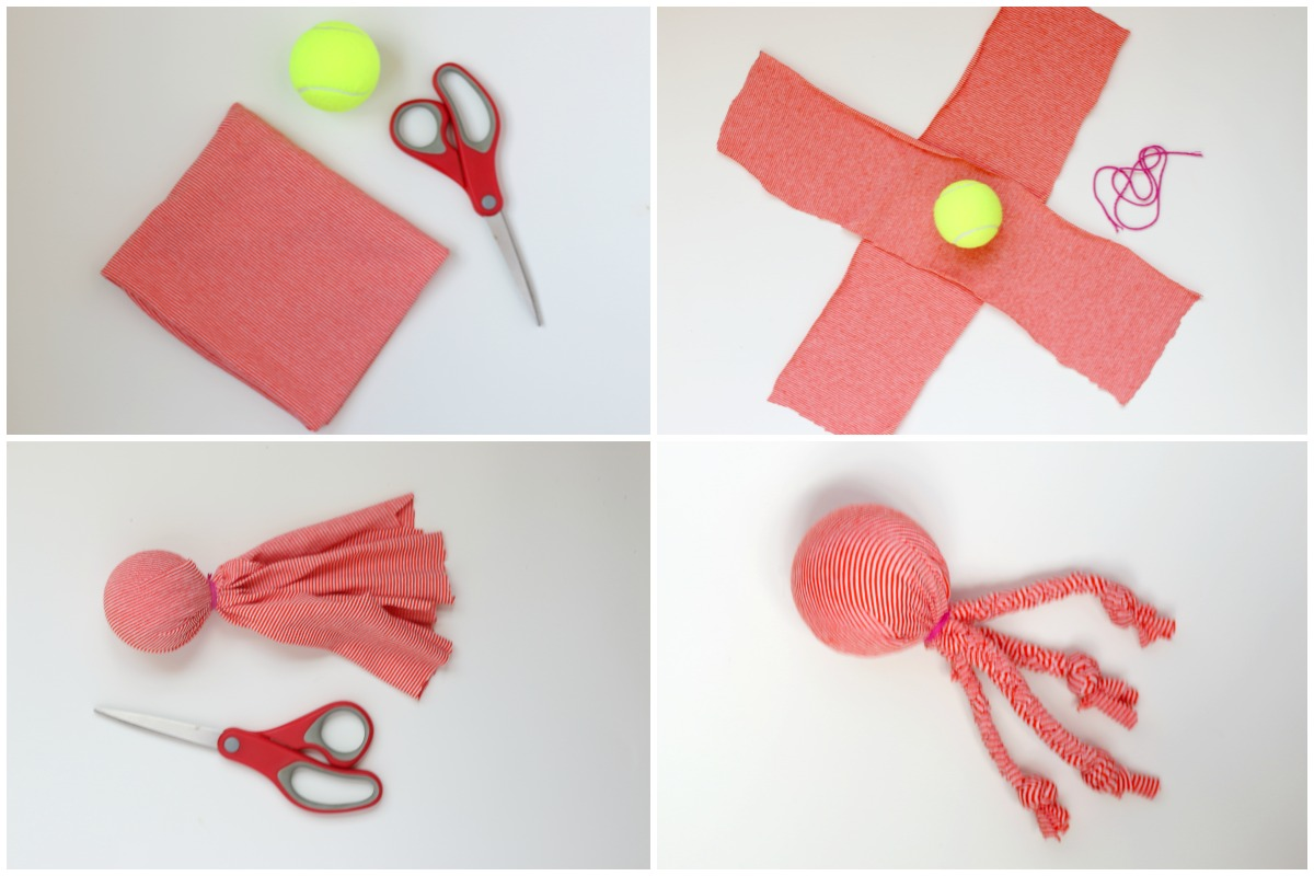 Hondenspeeltjes Maken Diy Dog Toys Using Old Tennis Balls Simply Shellie