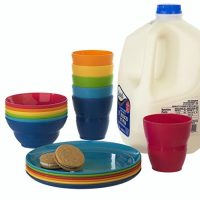 Bentley ExtremeWare Plastic Dishes - Cereal Bowl