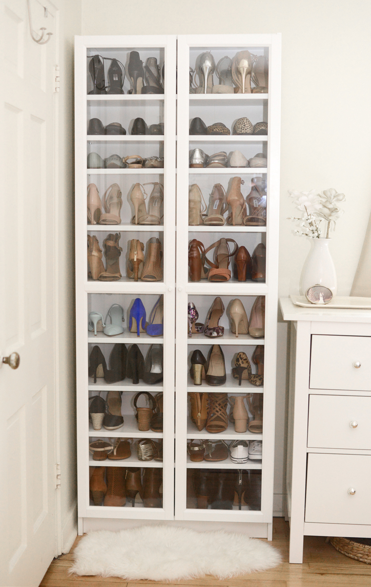 Small Space Organization 40 Creative Ways To Organize Your Shoes
