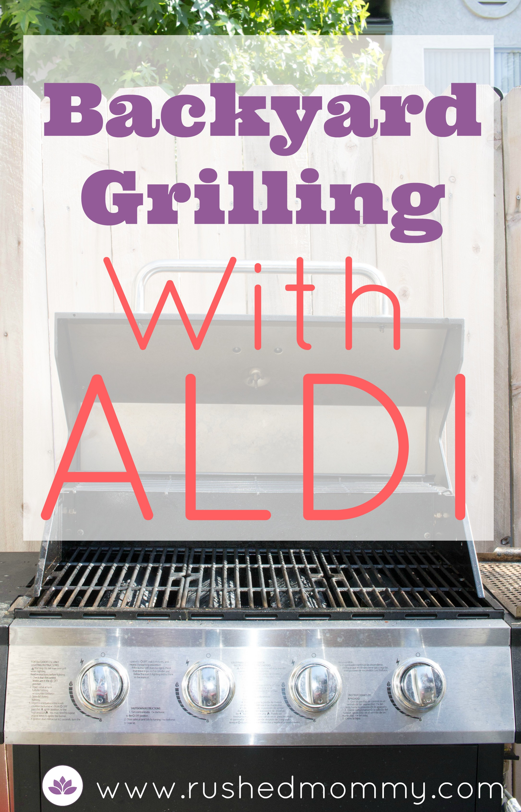 Barbecue Aldi Backyard Grilling With Aldi Stores Simply Sweet Days