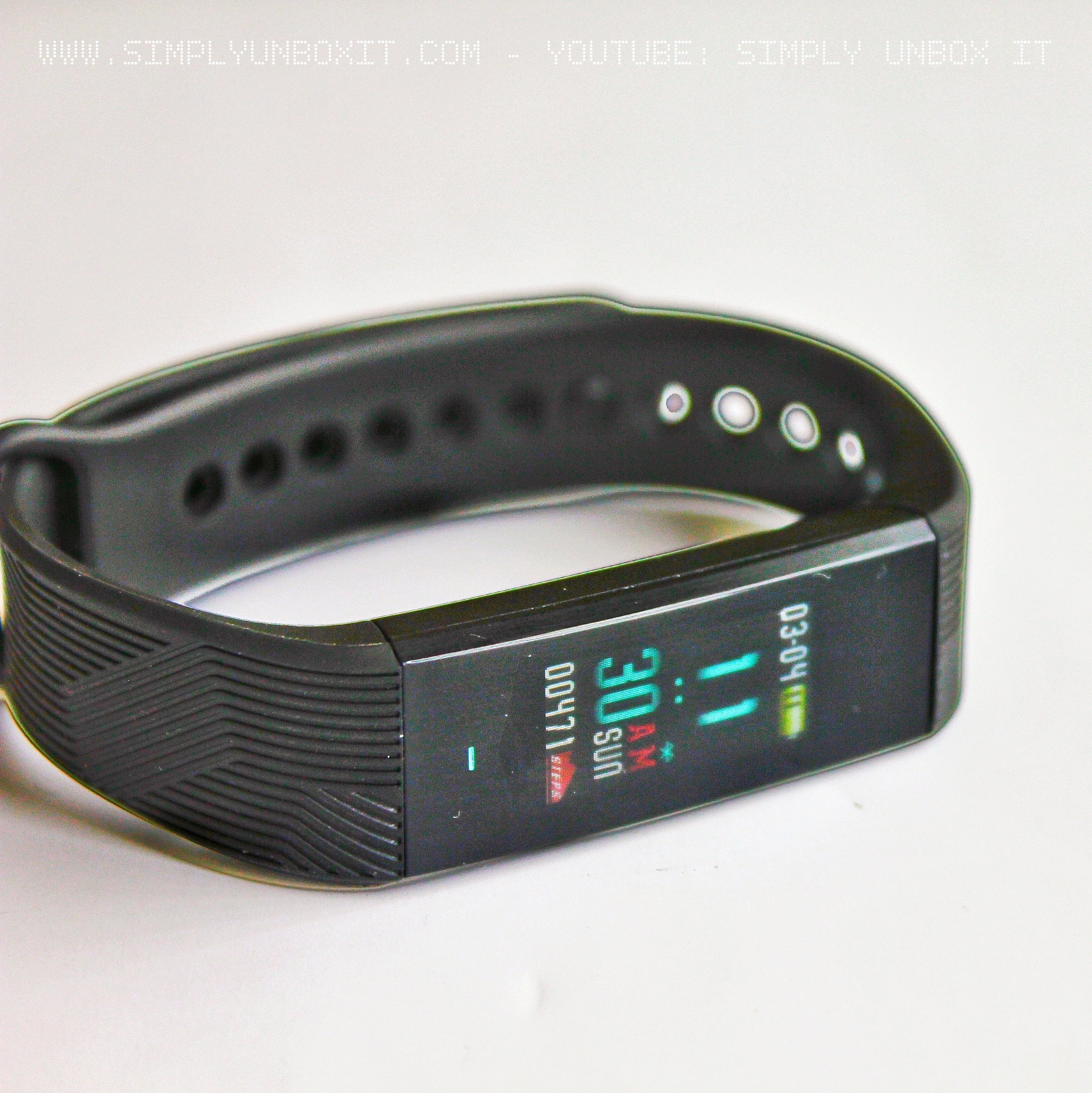 Einrichten Magyarul Skmei B30 A Smartband That Actually Works Simply Unbox It