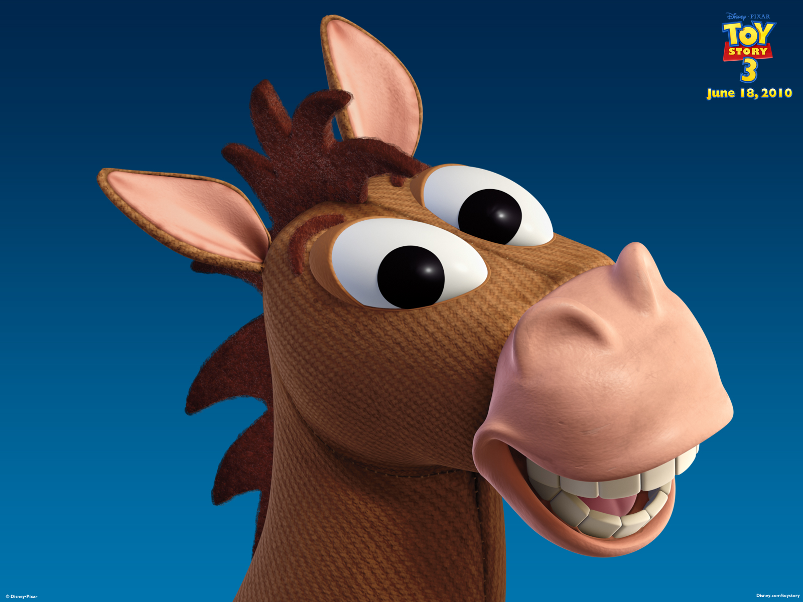Hd Horse Wallpaper Download Bullseye The Horse From Toy Story Desktop Wallpaper
