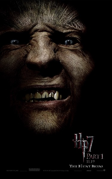 Voldemort Iphone Wallpaper Fenrir Greyback The Werewolf From Harry Potter And The