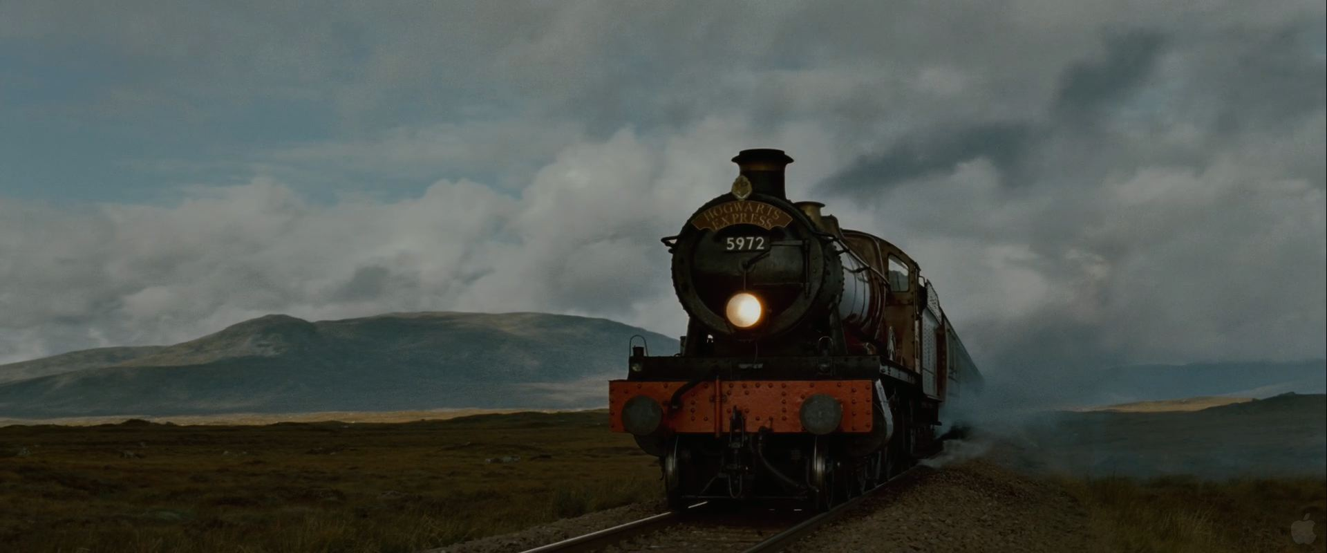 Lock Screen Wallpaper Iphone 7 Hogwarts Express Train From Harry Potter And The Deathly