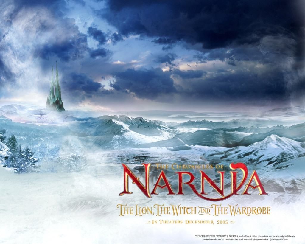 Winter Time In The Chronicles Of Narnia Desktop Wallpaper